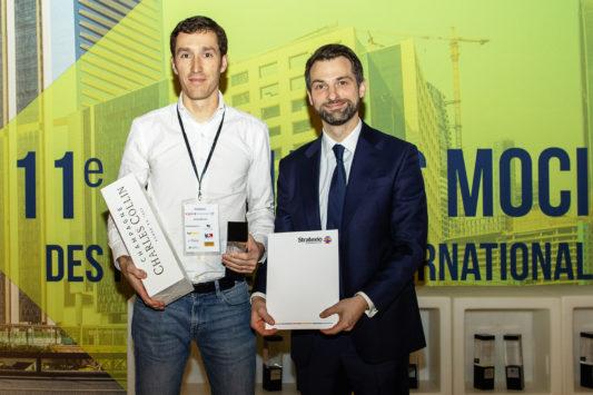 Palmarès MOCI 2019 : Exotec Solutions, Jeune pousse globale de l'année