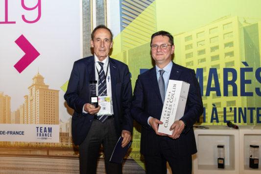 Palmarès MOCI 2019 : Mecalac, Entreprise exportatrice de l'année