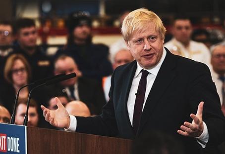 Royaume-Uni / Brexit: le succès de B. Johnson ouvre la voie