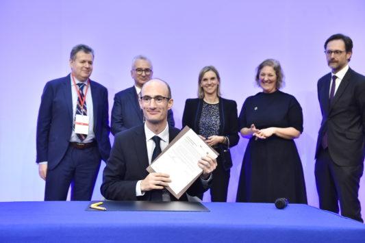 Financements / Maritime : Bpifrance, première agence de crédit export à signer les Principes de Poseidon
