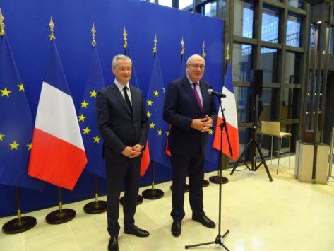 OMC, Taxe Gafa : la Commission européenne soutient Paris