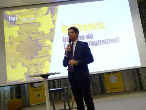 Bpifrance infuse chez les PME et ETI En matière de financement à l'export, selon Nicolas Dufourcq