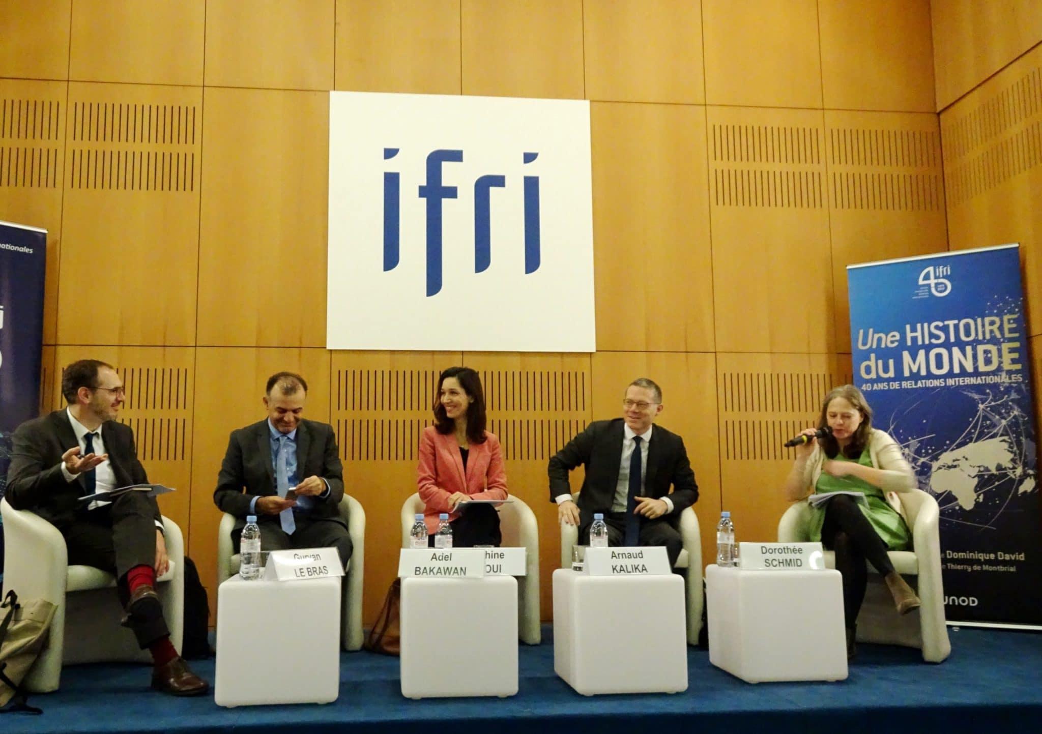 Moyen-Orient / Export : la France, victime du conflit Iran-Etats-Unis, lors de laconférence Ifri Perspectives 2020 Afrique du Nord et Moyen-Orient