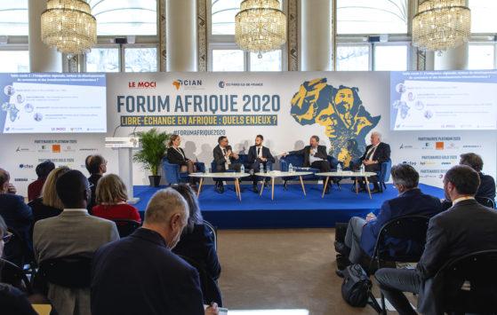 Forum Afrique Moci / CIAN 2020 : l'intégration régionale, locomotive pour favoriser le commerce
