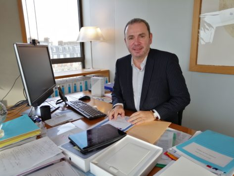 Christophe Lecourtier : « Nous prenons un engagement de réussite pour les entreprises »