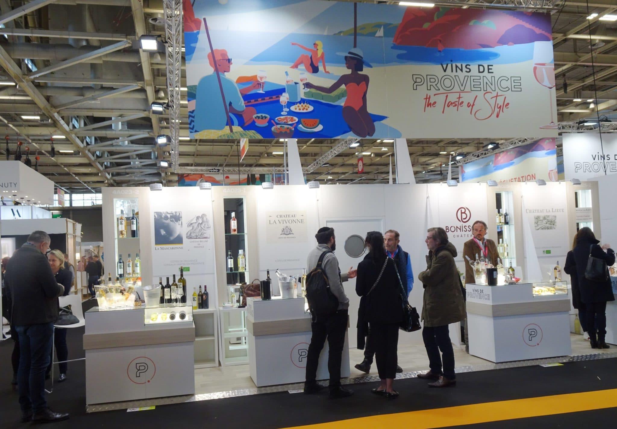 Vin rosé / Export : la France voit la vie en rose, d'après l'Observatoire mondial du rosé