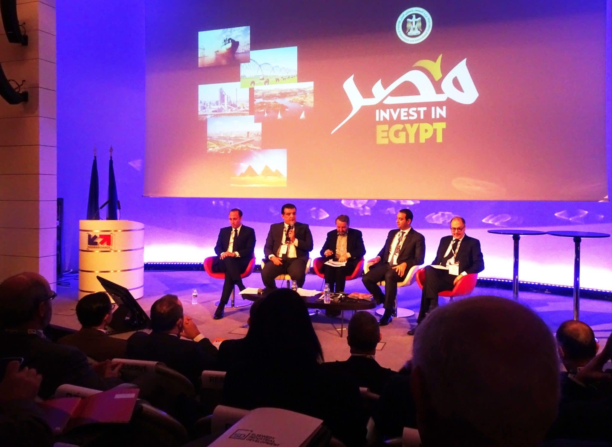 Égypte : la France veut rattraper son retard, d'après la table ronde de l'Atelier Egypte