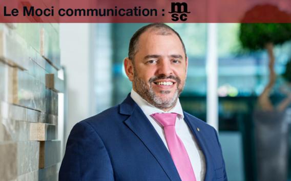 Moci communication : Entretien avec Monsieur Gregory KRIEF, Directeur Général de MSC Mediterranean Shipping Company in Togo
