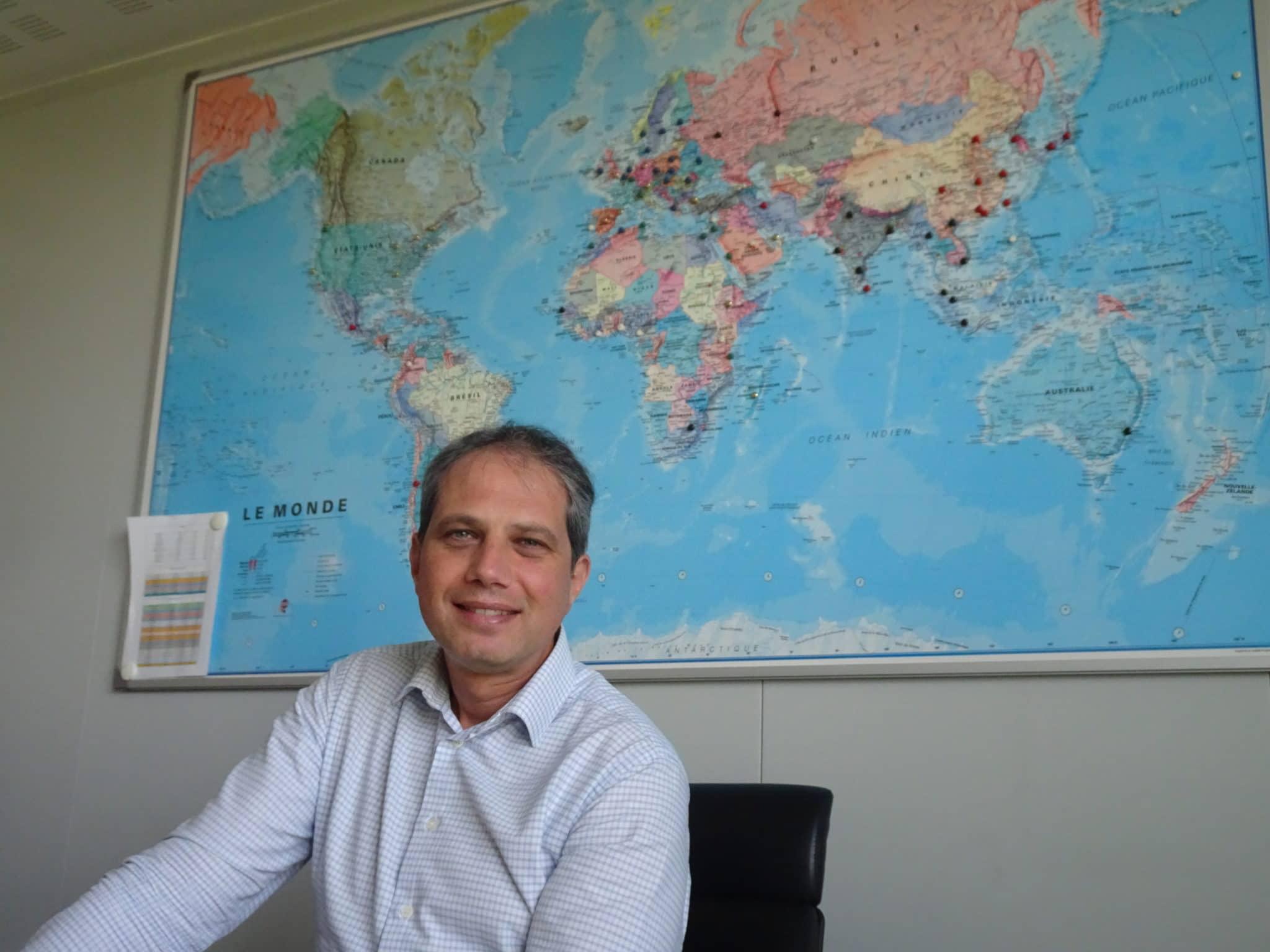 Plan de soutien à l'export : Business France en ordre de bataille, selon Frédéric Rossi